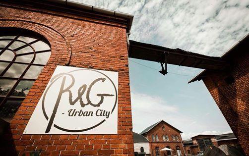 Pskemarked i Urban City