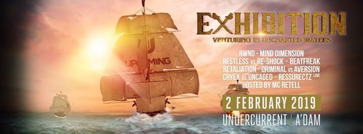 Exhibition - Venturing In Uncharted Waters