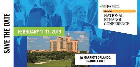 2019 National Ethanol Conference