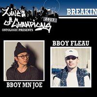 Breaking Workshops with Fleau &amp MN Joe