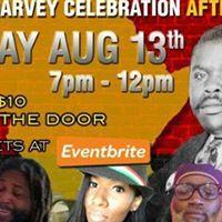 UNITY DANCE..Marcus Garvey Celebration AFTER-PARTY