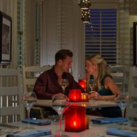 Valentines Day Dinner at Tarpon Bay Restaurant