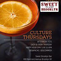 Culture Thursdays BK