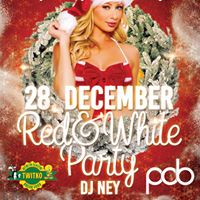 Red &amp White PartyDJ NEYAfter party Mambo Kings