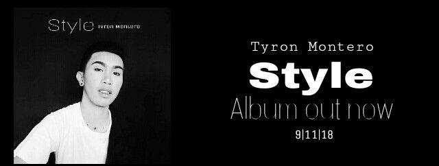 TYRON MONTERO  The Style Concert Court Tour In Aringit Court