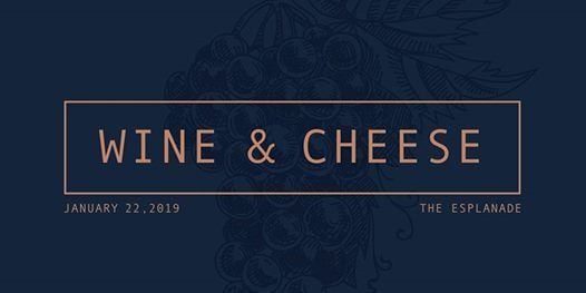Women in Business Wine & Cheese 2019
