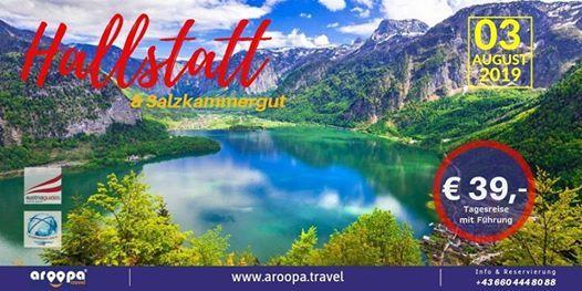 Hallstatt & Salzkammergut Tour nur  39- Tagesreise