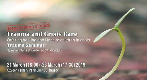 Trauma and Crisis Care Seminar