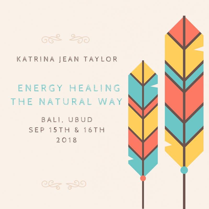 Energy Healing the Natural Way