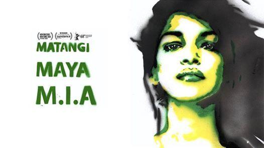 The Projector Culture Docs Matangi  Maya  M.I.A
