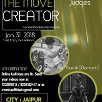 The Move Creator 2018- A National Level Dance Competition