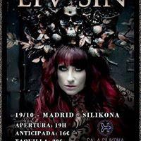 Liv Sin en Madrid