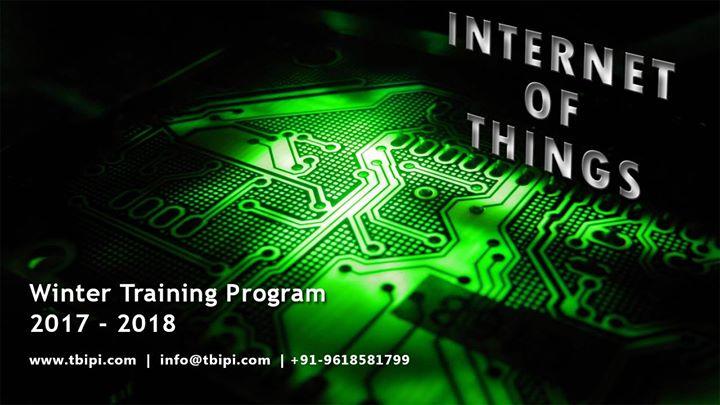IoT Training in Chennai by TBIPI - Winter Program