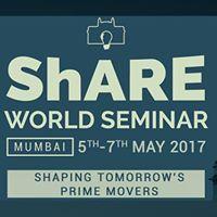 ShARE World Seminar 2017