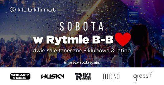 W rytmie BB  muzyka latino&klubowa  Sobota