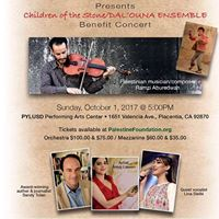 Palestine Foundation Benefit Concert