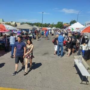Treasure Sale - Calgary Farmers and Public market