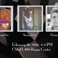 The CSGD Presents Drag EDU