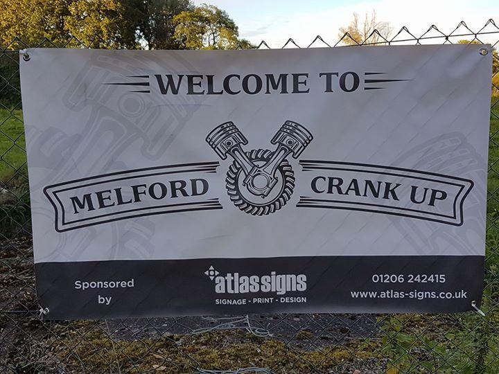 3rd melford crank up