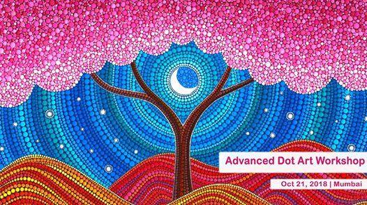 Advanced Dot Art Workshop Mumbai
