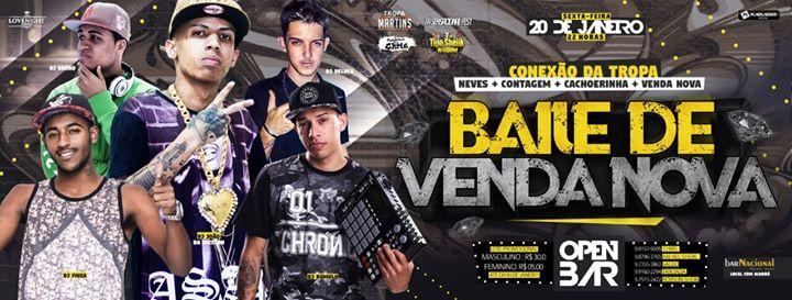 2O-JAN  BAILE DE VENDA NOVA  CONEXO DA TROPA