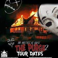&quotThe Purge 2 Tour&quot Sign Up To Perform