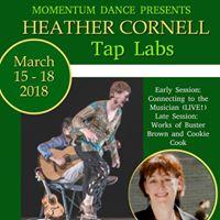 Heather Cornell Tap Workshops