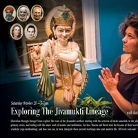 Exploring the Jivamukti Lineage