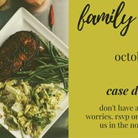 October Family Dinner with the LBGT Resource Center