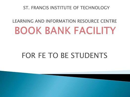 Book Bank Facility