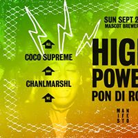 HIGH POWER Pon Di Roof (Daytime Fte)