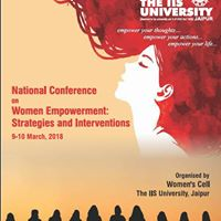 Conference on Women Empowerment Strategies and Interventions