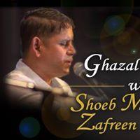 Ghazal Evening with Shoeb Mortoza &amp Zafreen Zeeshan