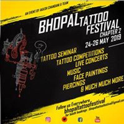 Bhopal Tattoo Festival