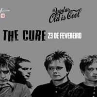 Old is Cool - Show cover The Cure (just like cure) Velvetpub