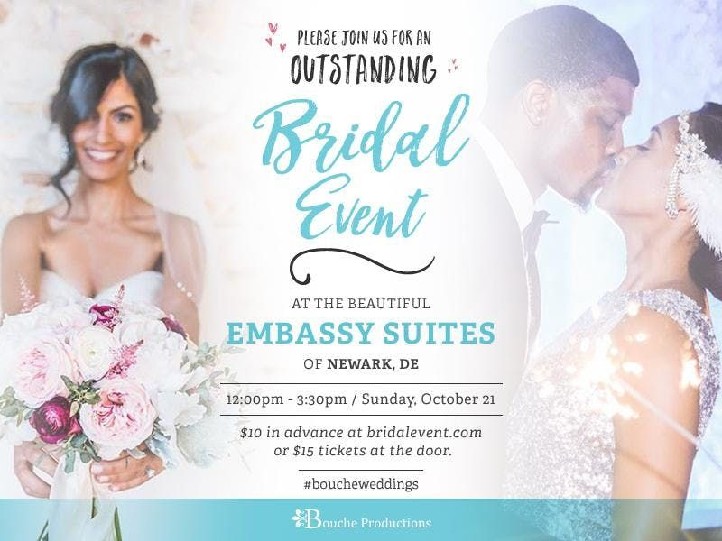Bouche Productions Presents the I Do Delaware Bridal Show and Expo