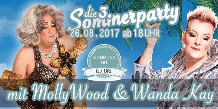 Sommerparty in der Seeger Schänke Zittau   Zittau