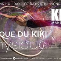 Cirque Du KIKI - May Bank Holiday