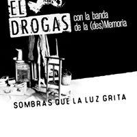 El Drogas con la banda de la (des)Memoria en Bilbao