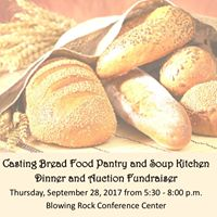 Casting Bread Dinner and Auction