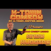 K-Town Comedy presents Andy Huggins