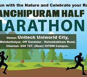 Kanchipuram Half Marathon 2018