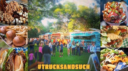 Trucks and Such Garcia Bend Food Truck Mania