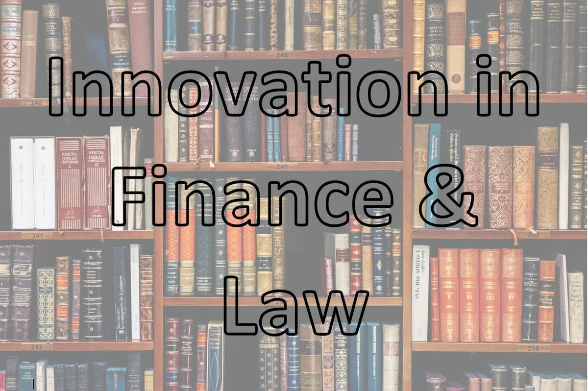 Business Breakfast Innovation in Finance & Law with Strategic Innovation