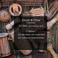 Drum &amp Flow _ Intensivo _Il ritmo e la crescita personale.