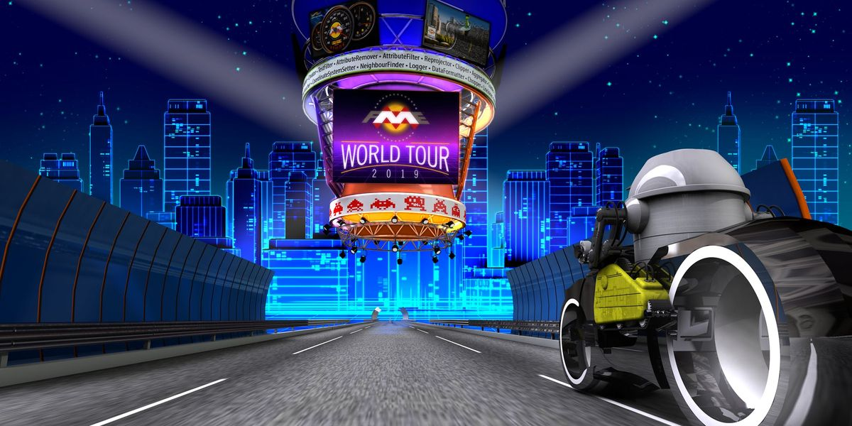 FME World Tour 2019 - Albany