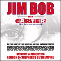 Jim Bob - Shepherds Bush Empire (SOLD OUT)