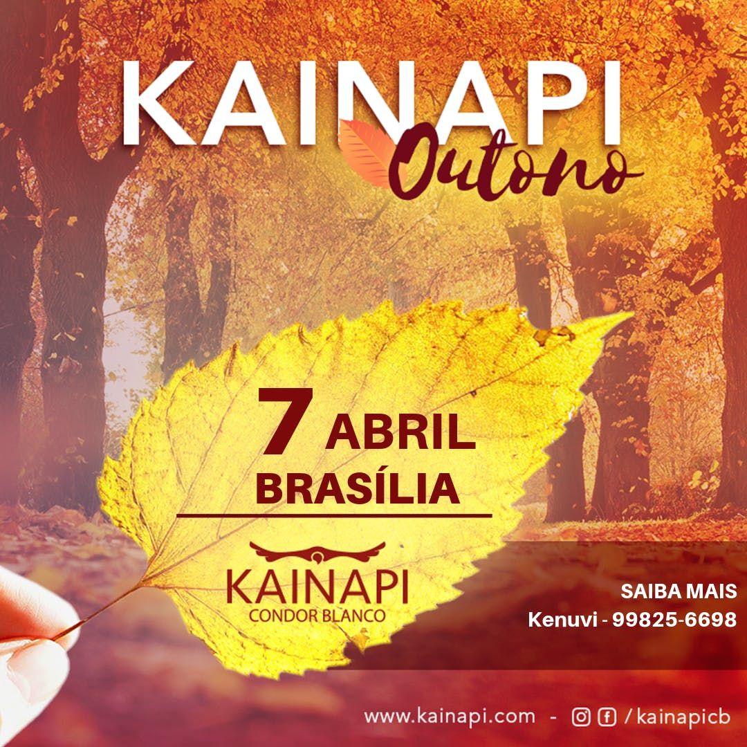 KAINAPI de OUTONO - Braslia