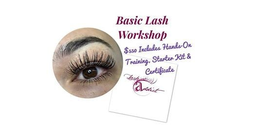 b9e1bbb7fde Lash Extension Training Workshop- Los Angeles, CA at TBA, California