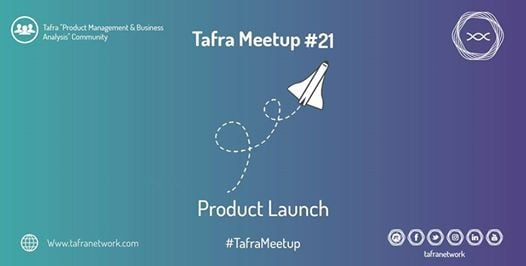 Tafra Meetup 21 Product Launch